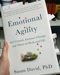 Image result for emotional agility book review